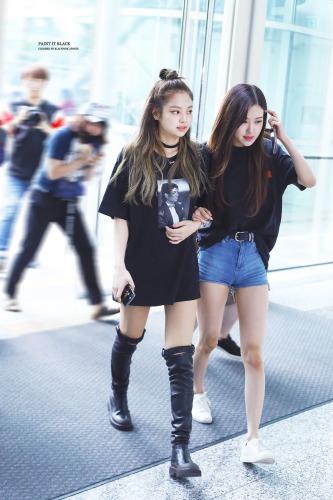 韓国ファッションについて