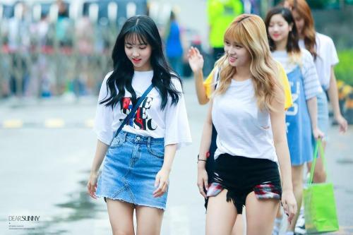低身長女子も韓国っぽスタイルに